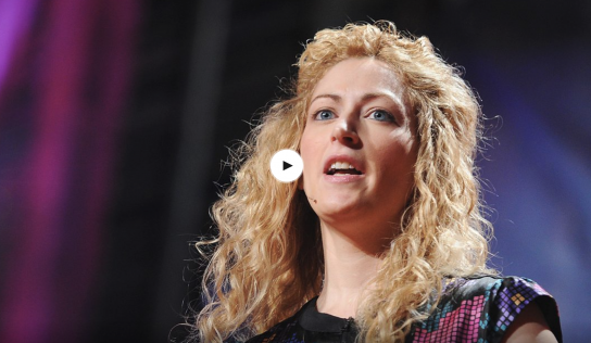 Jane McGonigal: Gaming can make a better world