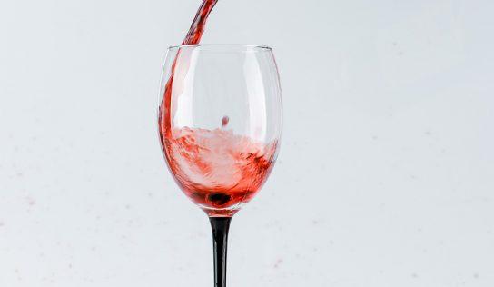 와인 색 차트