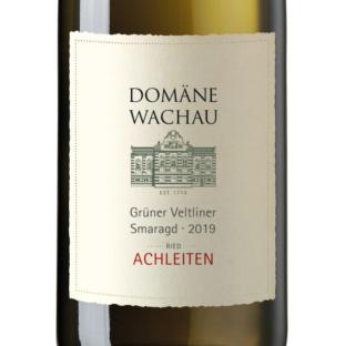 Domäne Wachau – GRÜNER VELTLINER SMARAGD RIED ACHLEITEN 2019
